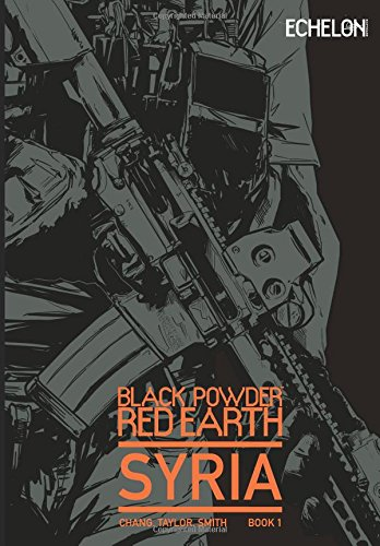 Black Powder Red Earth Syria V1