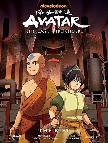 Avatar - the Last Airbender: The Rift
