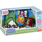 Character Optiions Peppa Pig Tag im Zoo Spielset