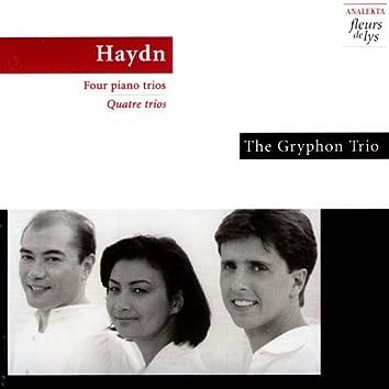 Four piano trios