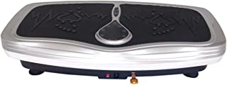 High quality Full Body Vibration Plate Exercise Fitness Machine, Portable with Remote Fitness Equipment (Color : 3)