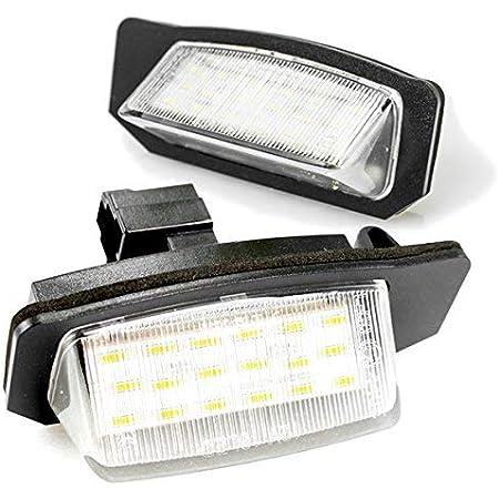 Led Kennzeichenbeleuchtung Canbus Module Mit E Zulassung V 032801 Auto