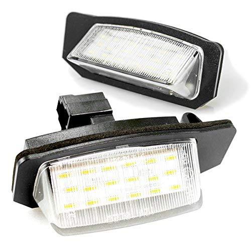 LED Kennzeichenbeleuchtung Canbus Module mit E-Zulassung V-032801