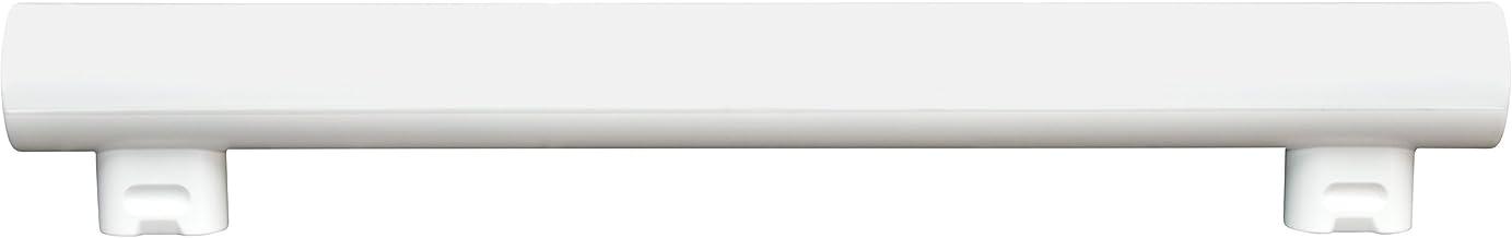 Müller-Licht 400265A + HD95Line Lamp LED Replaces 28Watt S14s, White Plastic, 5Watts, 3x 3x 30cm