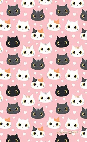 Agenda Kawaii: Gatti con gli Occhioni - Valida per tutti gli anni
