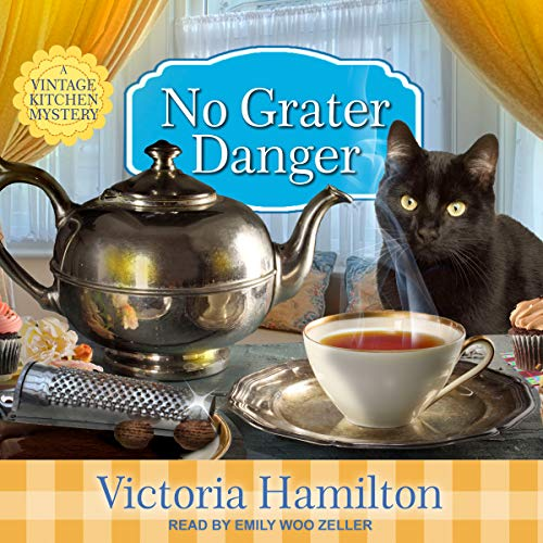 No Grater Danger Audiobook By Victoria Hamilton cover art