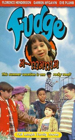 Fudge a Mania [VHS]