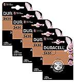 DURACELL Pilas de Litio de 5 DL2430 SeeLank CR2430 2430 K2430L