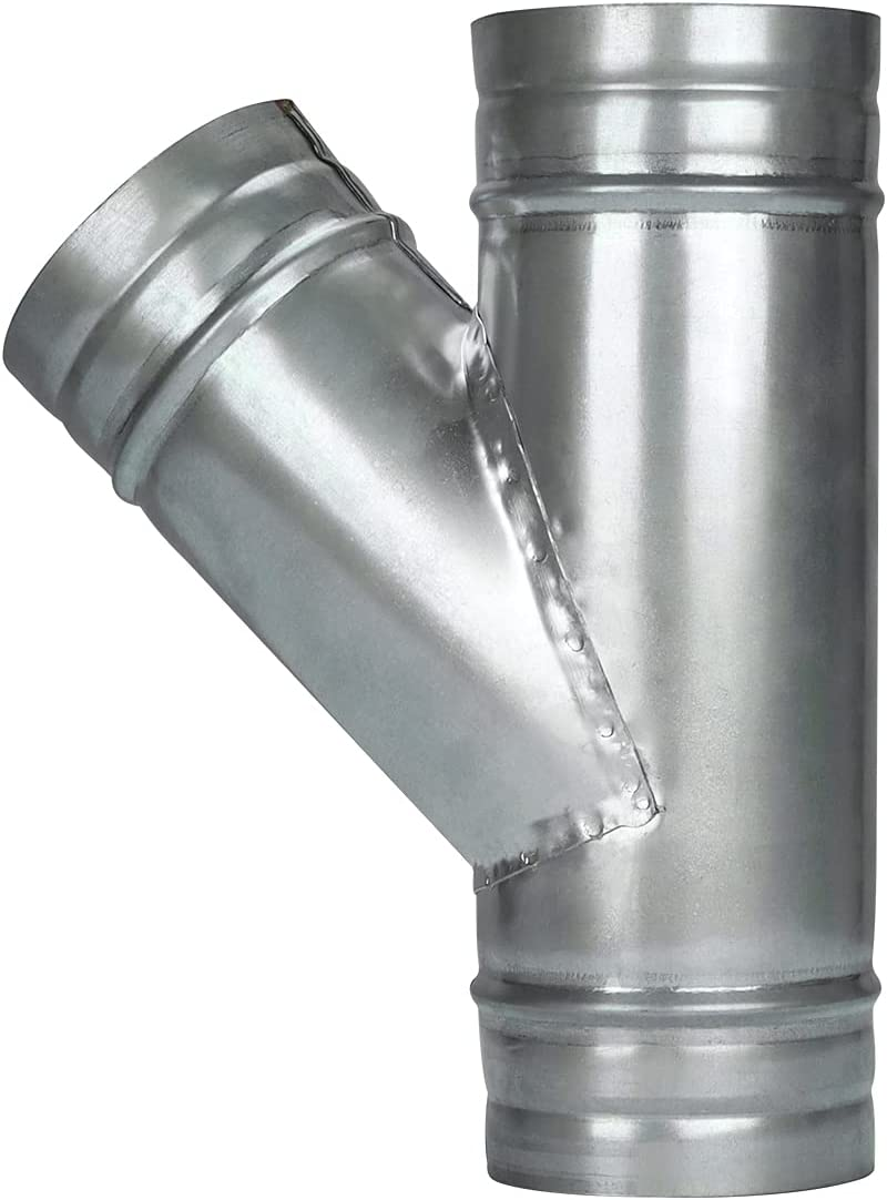 Weekly update Duct Splitter for Dryer Vent Hose 3 Max 58% OFF Way A-KARCK inch 4 Hos