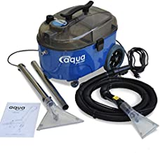 Portable Carpet Cleaner Extractor Cleaning Vacuum Machine - Powerful/Lightweight/Perfect for Mobile Auto Detailing | Car Detail/Upholstery/Home/Clean Spot/Tool/Supply/Shampooer/Spotter by Aqua Pro Vac