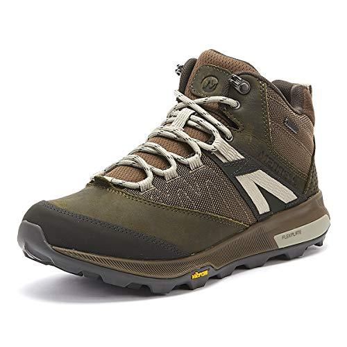 51TXPqy0G7L. SS500  - Merrell Men's Zion Mid GTX Boat Shoe
