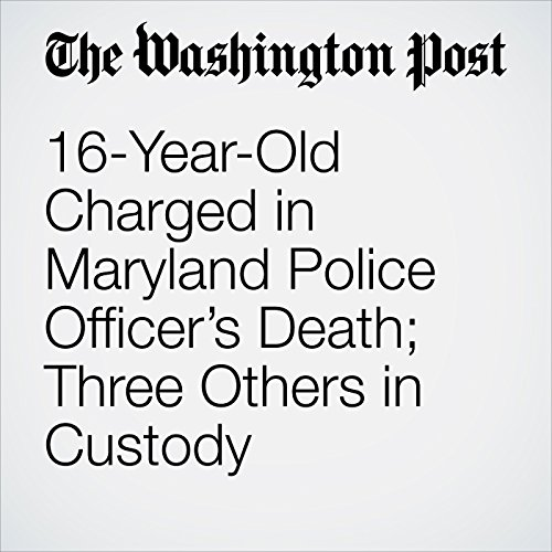 16-Year-Old Charged in Maryland Police Officer's Death; Three Others in Custody copertina