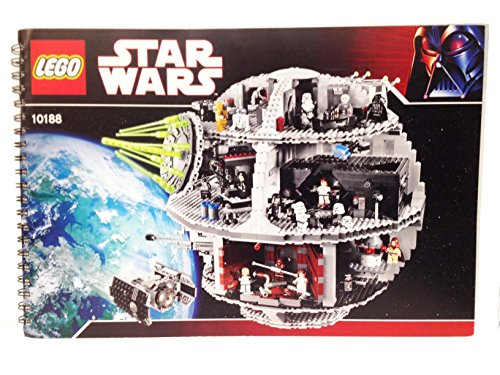 INSTRUCTION MANUALS for Lego Star Wars Set #10188 DEATH STAR by Instruction Manuals - StarWars