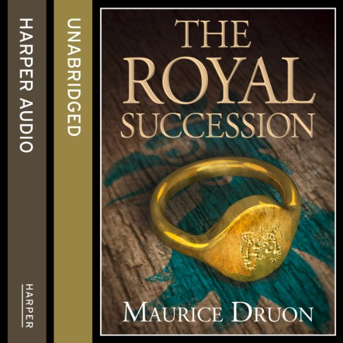 The Royal Succession audiobook cover art