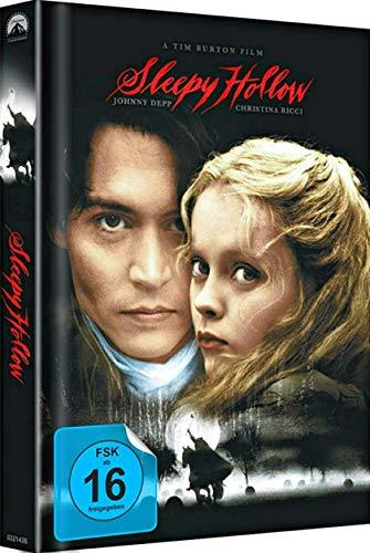 Sleepy Hollow - Blu-ray - Mediabook