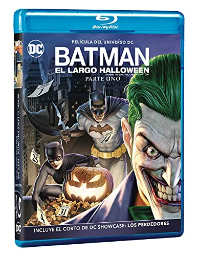 Blu-ray - BATMAN: EL LARGO HALLOWEEN PARTE 1 (blu_ray)