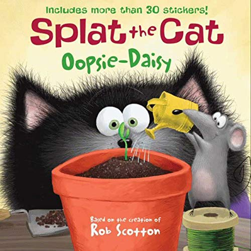 Price comparison product image Splat the Cat: Oopsie-Daisy