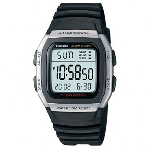 Casio Collection Herren-Armbanduhr W96H1AVES