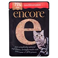 Encore Tuna & Prawn Cat Pouch 70g (PACK OF 6) 70g (x6) Encore Quantity: 6