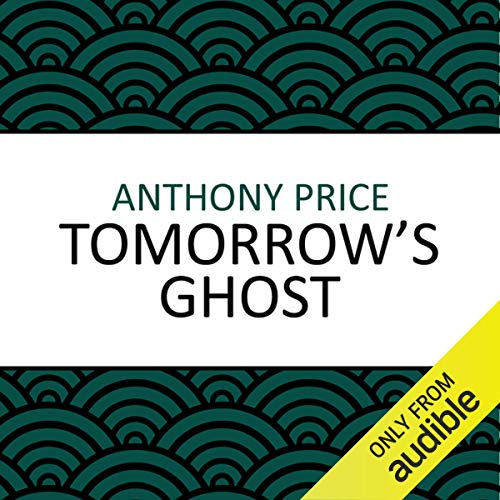 Tomorrow's Ghost cover art