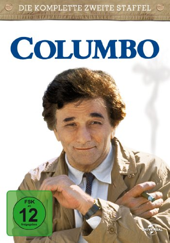 Columbo - Staffel 2 [4 DVDs]