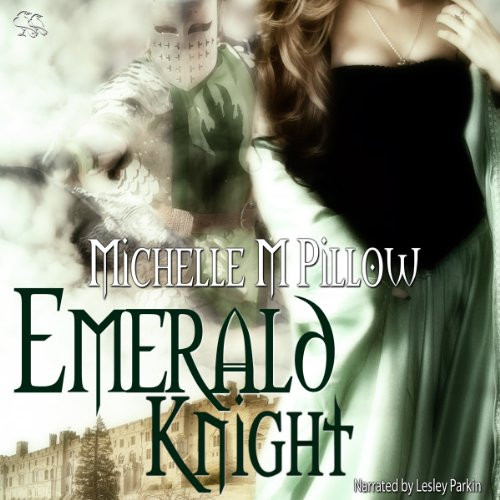 Emerald Knight audiobook cover art