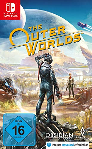 The Outer Worlds - [Nintendo Switch]