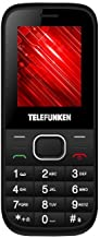 Telefunken TM9.1, Móvil de Teclas Grandes, Bluetooth 2.1, 1.8