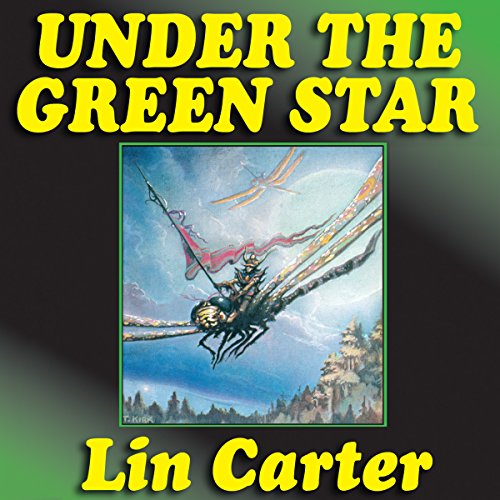 Under the Green Star audiobook cover art