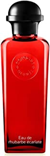 Hermes Eau De Rhubarbe Ecarlate EDC Spray for Unisex, 3.3 Ounce