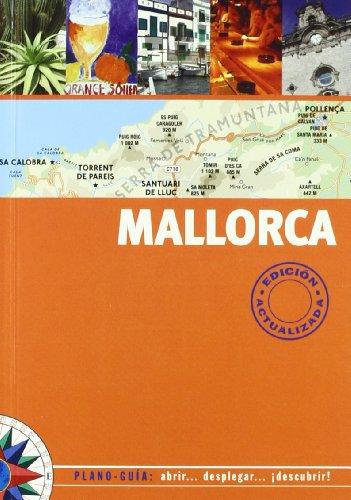 MALLORCA (PLANO-GUIA): EDICION ACTUALIZADA 2008 (SIN FRONTERAS)