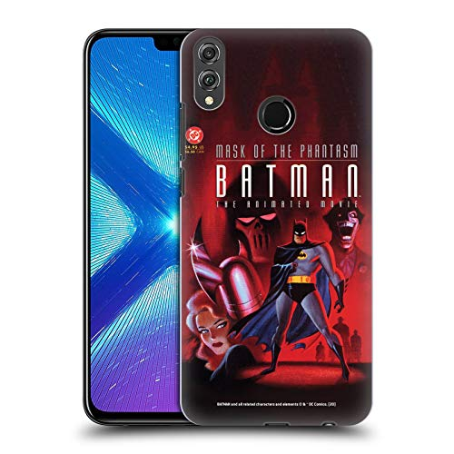 Head Case Designs Sous Licence Officielle Batman DC Comics Film d'animation Phantasm Joker Costumes emblématiques Des Bande dessinée Coque pour l'arrière Compatible avec Huawei Honor 8X / View 10 Lite