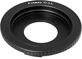 Sigma fp M42 Leica L//T Macro Focusing Helicoid Extention Tube fit 42mm Screw Mount Lens /& Leica SL SL2 TL2 TL Leica T /& Panasonic Lumix S1 S1H S1R Fotasy M42 Lens to Leica L Mount Helicoid Adapter
