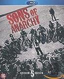 Sons of Anarchy Season 5 (BOX) [3Blu-Ray] [Region B] (IMPORT) (No hay versión española)