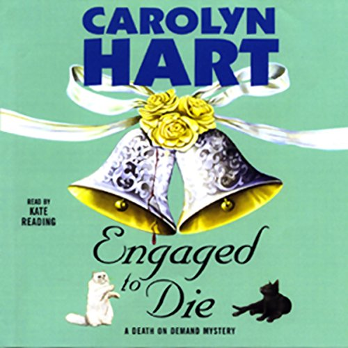 Engaged to Die audiobook cover art