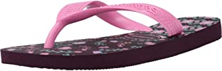Havaianas Hav. Kids Flores, Tongs Mixte Enfant