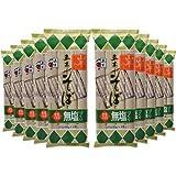 五木 五木食品 無塩づくり山芋そば(80g*4束)