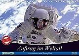 Auftrag im Weltall. Astronauten und Raumfahrt (Wandkalender 2020 DIN A4 quer): Interessantes von der Raumfahrt und aus dem Weltall (Monatskalender, 14 Seiten ) (CALVENDO Wissen) - Elisabeth Stanzer