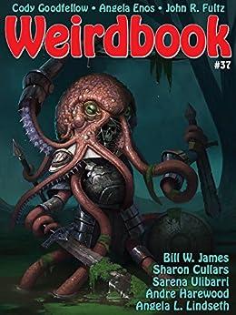 Weirdbook #37 by [Douglas Draa]