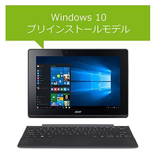 『Acer 2in1 タブレット Aspire Switch 10 E SW3-016-F12D/KF /Windows 10/10.1インチ/Office MobileプラスOffice 365サービス』のトップ画像
