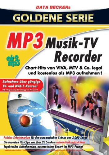 MP3 Musik-TV-Recorder