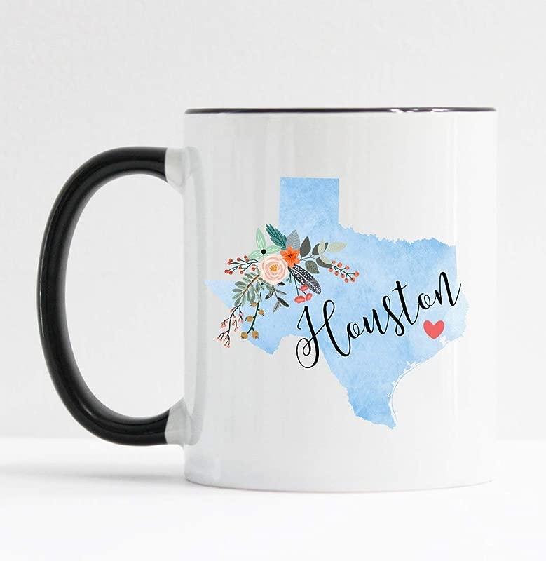 Houston Mug Houston Texas Mug