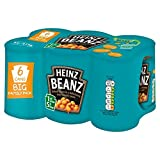 Heinz Beanz horneado 6 x 415g