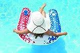 Poolmaster 85593 American Stars Paradise Water Chair Swimming...