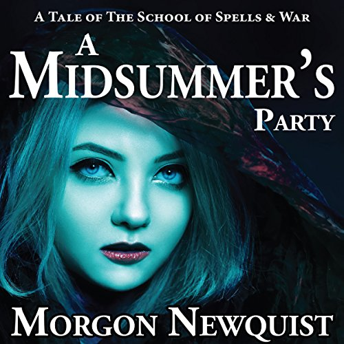 Couverture de A Midsummer's Party