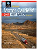 Deluxe Motor Carriers' Road Atlas (Rand Mcnally Motor Carriers' Road Atlas Deluxe Edition) [Idioma Inglés]