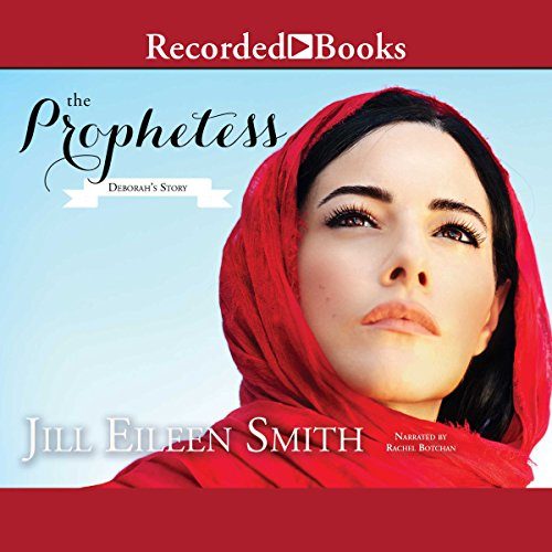 The Prophetess audiobook cover art
