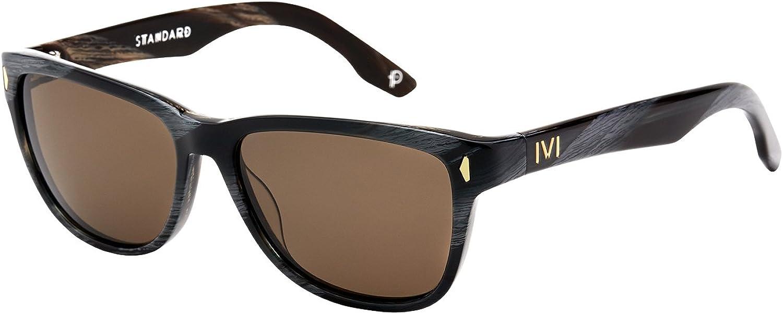 IVI Standard 09682902 Polarized Wayfarer Sunglasses