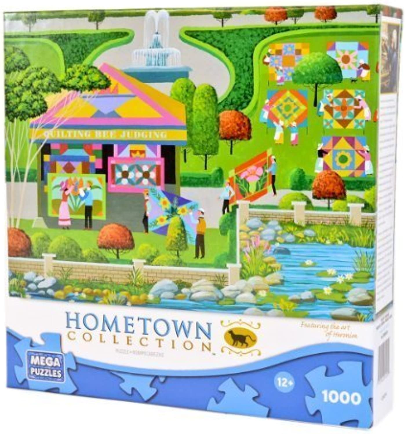estilo clásico Hometown Collection- Quilting Bee by Heronim by by by Hometown  solo para ti