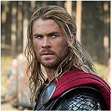 Chris Hemsworth 8x10 Photo Thor/Avengers Thor Headshot Slightly Questioning kn